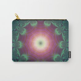 Fractal Abstract 40 Carry-All Pouch