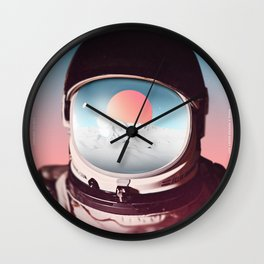114 - Amaneceres Wall Clock