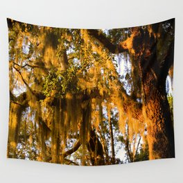 Spanish Moss Wall Tapestry