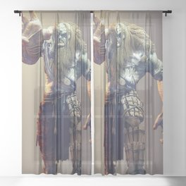 The Witcher Sheer Curtain