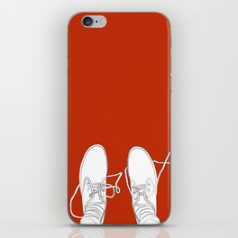 Shoes Untied iPhone Skin