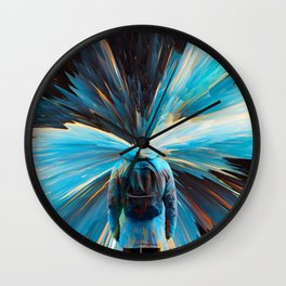 Imagination II Wall Clock