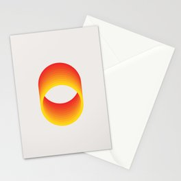 Circles - A 1960 Collection Piece Stationery Cards