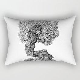 Ancient Tree Rectangular Pillow