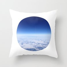 Telescope 12 space Throw Pillow