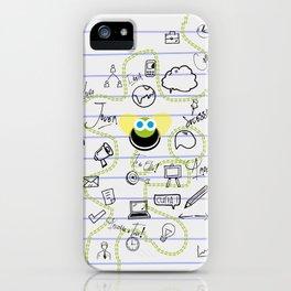 Antenado iPhone Case