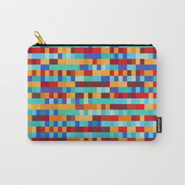Bach Invention (Fire and Iceberg Colours) Carry-All Pouch