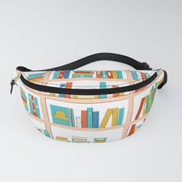Books Fanny Pack