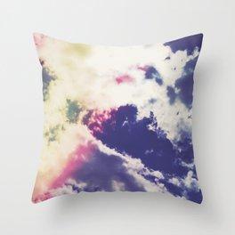 Cloud Study pt. 2 Throw Pillow