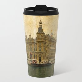 Haydarpasa Railway Station Travel Mug