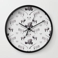 The Revenant Wall Clock