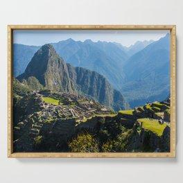 Machu Picchu Part 2 Serving Tray