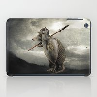 eric fan iPad Cases featuring Armadillo by Eric Fan & Viviana González by Eric Fan