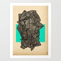 - sleeping disco - Art Print