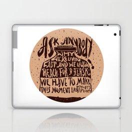 Livin Fast Laptop & iPad Skin