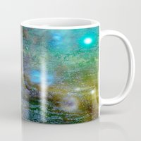 cosmic Mugs featuring Cosmic by Jay Taylor