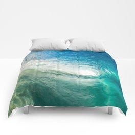 Crashing Wave Comforters