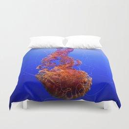 Single Jellyfish Duvet Cover