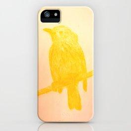 Passaro Livre iPhone Case