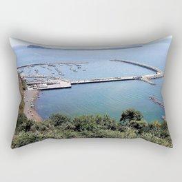 Naples,Italy-Monte Di Procida Rectangular Pillow
