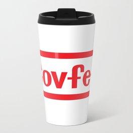 Covfefe Entertainment System Travel Mug