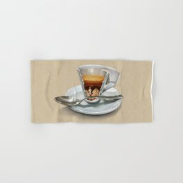 Italian coffee 2.0 Hand & Bath Towel