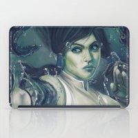 legend of korra iPad Cases featuring Korra by MATT DEMINO