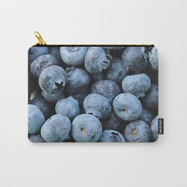 Breakfast Blues Carry-All Pouch