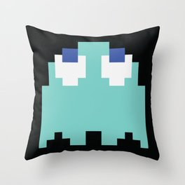 INKY Throw Pillow