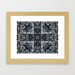 Mirror 2 Framed Art Print