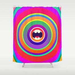 Jawbreaker Shower Curtain