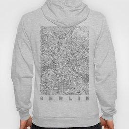 Berlin Map Line Hoody