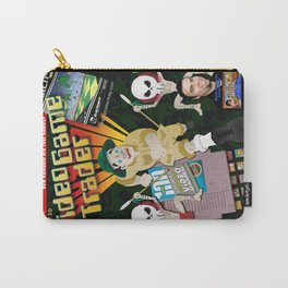 Video Game Trader #30 Cover Design Carry-All Pouch