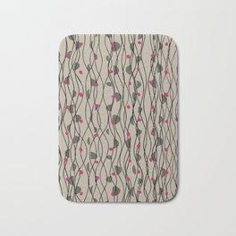 vegetal pattern 030 Bath Mat