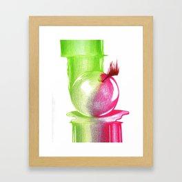 Forbidden Fruit Framed Art Print