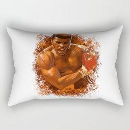 The People's Champ Rectangular Pillow