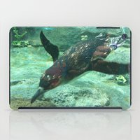 platypus iPad Cases featuring Platypus by Pippa Selby