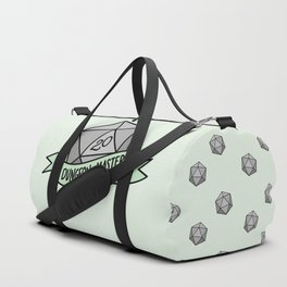 Dungeon Master D20 Duffle Bag