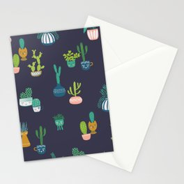 Kookie Cacti Stationery Cards