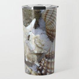Seashells Still Life Travel Mug