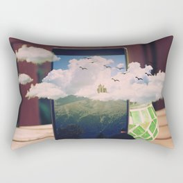 Manipulation Rectangular Pillow