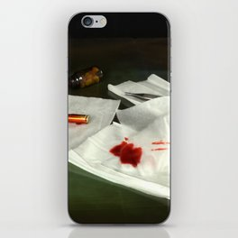 Bullet extraction iPhone Skin