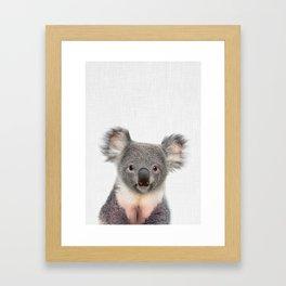 Koala Framed Art Print
