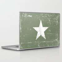 army Laptop & iPad Skins featuring ARMY by mauromod