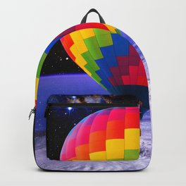 Flying through the Storm Backpack