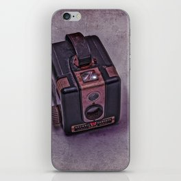 Old Brownie Camera iPhone Skin