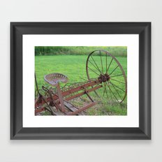 untitled 017 Framed Art Print