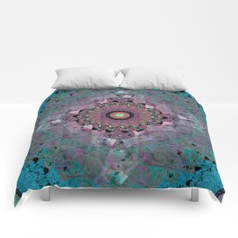 Fluid Abstract 39 Comforters