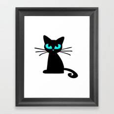 I Hate Mondays  Framed Art Print