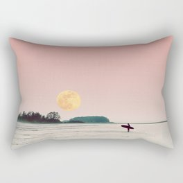 surfs up Rectangular Pillow